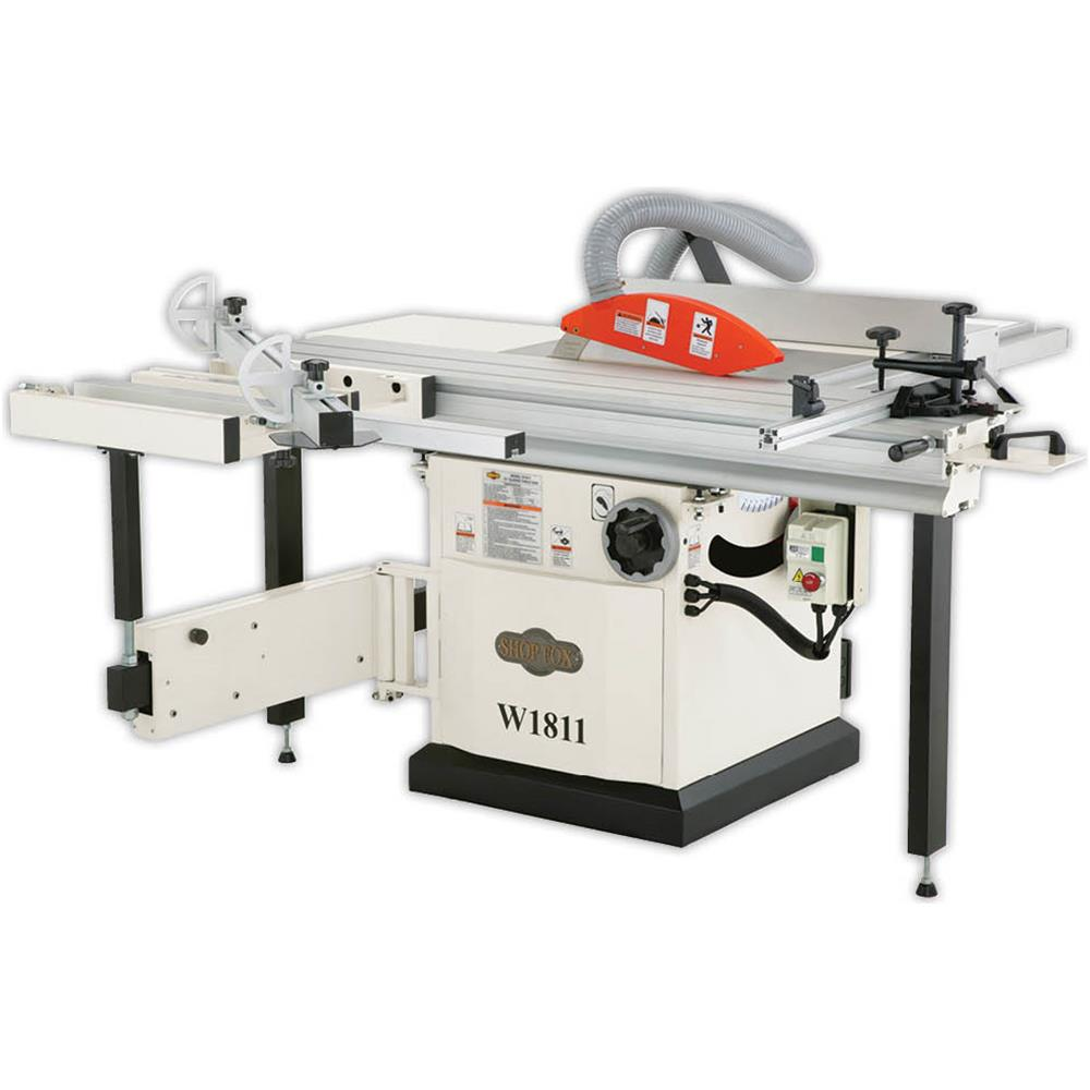 Shop Fox W1811 10 Sliding Table Saw For Sale