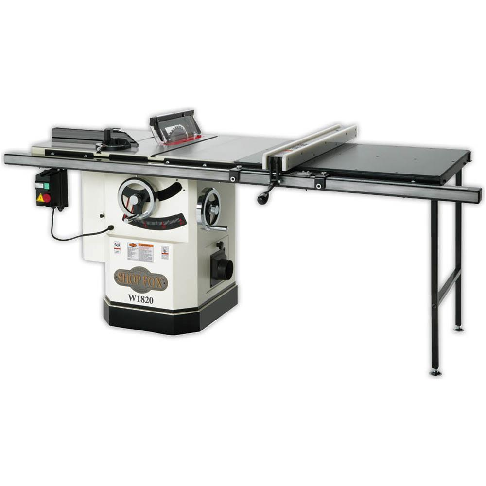 shop fox w1820 10 inch cabinet table saw with riving knife rh sgtool com cabinet saw for sale near me cabinet saw for sale south africa
