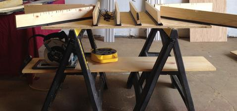 TrueTrac Contractor Table Kit