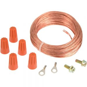 Woodstock Grounding Kit for Dust Collection Systems W1053