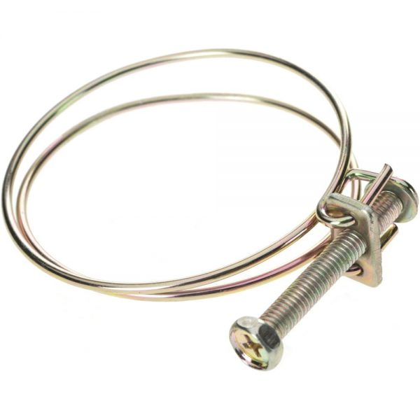 "Woodstock 2-1/2"" Wire Hose Clamp W1314"