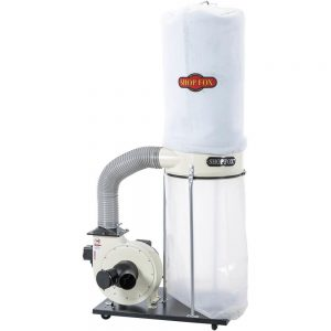SHOP FOX 1-1/2 HP Dust Collector W1685