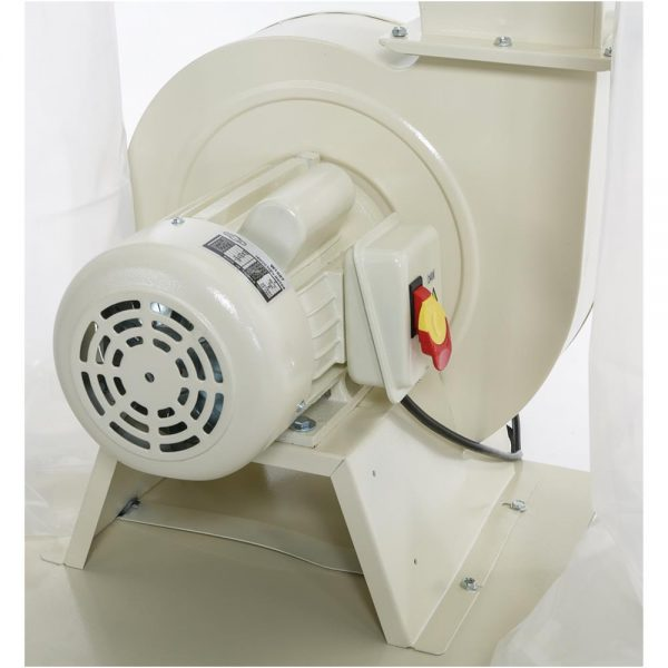 SHOP FOX 3 HP 2,800 CFM Dust Collector W1687