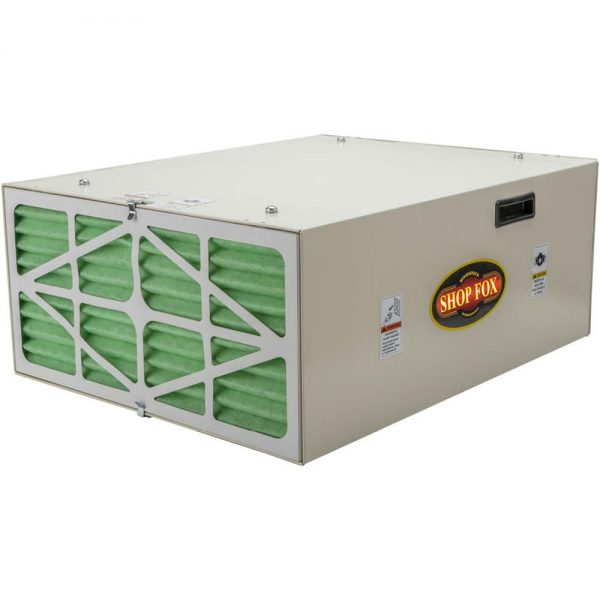 SHOP FOX 3 Speed Air Cleaner W1690