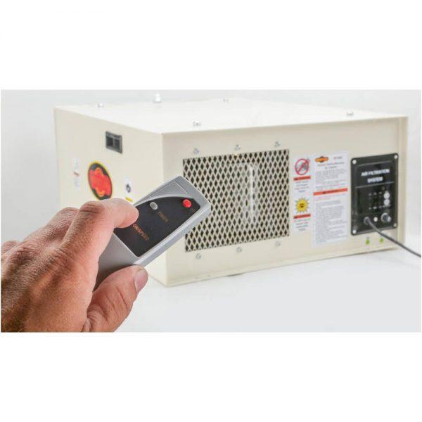 SHOP FOX 3 Speed Air Cleaner W1690