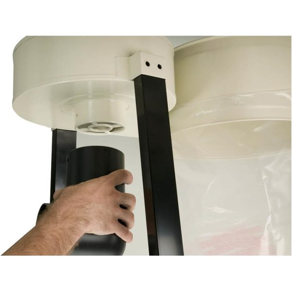 SHOP FOX 1 HP 800 CFM Dust Collector W1727