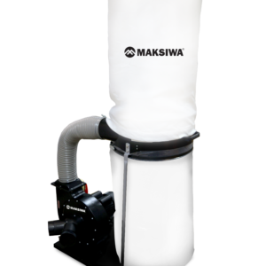 Maksiwa CP/2.C Dust Collector 2 HP 2 Entries