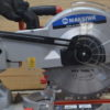 "MK.300.I Miter Saw 10"" with Laser Guide and Dual Sliding Rail"