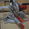 "Maksiwa MK.300.I Miter Saw 10"" with Laser Guide and Dual Sliding Rail"