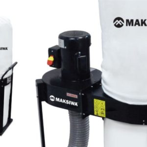 Maksiwa CP/1.C Dust Collector 1 HP 1 Entry
