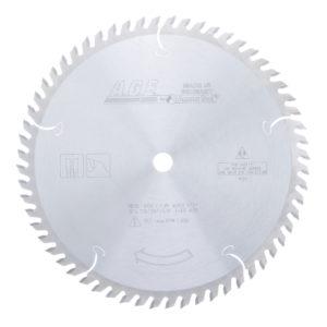 Amana Tool MD10-600 Carbide Tipped Cut-Off & Crosscut 10 Inch Dia x 60T ATB, 12 Deg, 5/8 Bore Circular Saw Blade