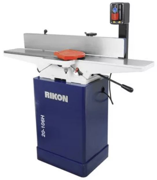 6″ Helical Jointer