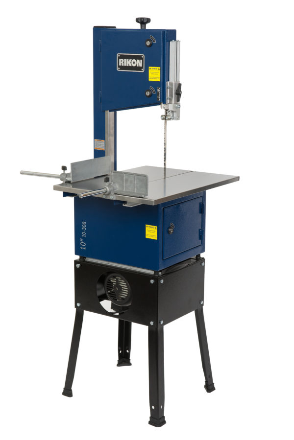 Rikon 10inch Meat Saw with Grinder