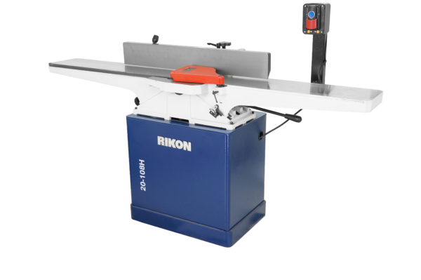 Rikon 8inch Helical Head Jointer