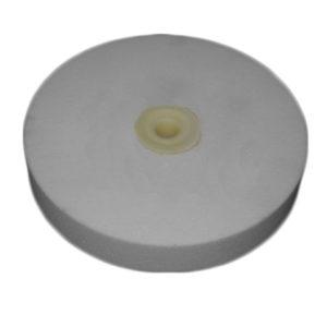 RIKON P80-805-5 8IN 60 GRIT WHITE GRINDING WHEEL