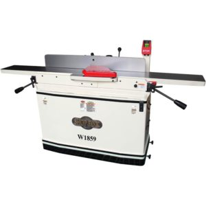 Shop Fox W1859 Jointer