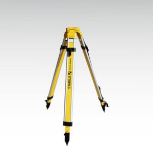 STABILA Fixed Head Construction Tripod 07498