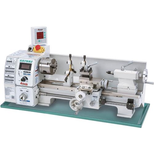 Grizzly Metal Lathe