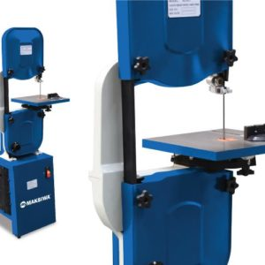 "Maksiwa SF.350.C Band Saw 13 25/32"" with Tilting Table"