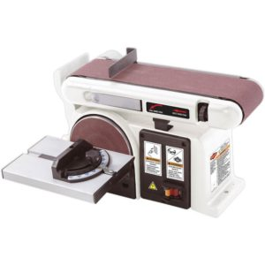 Shopfox W1855 Belt-Disc Sander