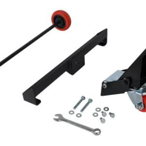 Rikon 13-326 Mobility Kit w Foot Pedal for 10-324, 10-324TG, 10-325, 10-326