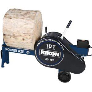 Rikon 45-100 10 Ton Kinetic Log Splitter