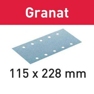 Festool Granat 115 x 228 mm