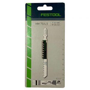 FESTOOL Jigsaw blade HM 75/4,5 486561